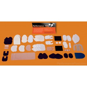 Performance Foot Pad Sampler Kit