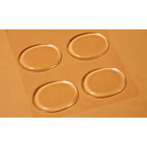 Gel Pressure Point Blister Pads (sheet of 6)