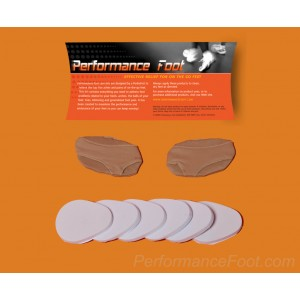 Ball of Foot Thin Fat Pad Pain Relief Kit